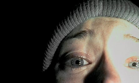 'We had a safe word – taco' … Heather Donahue in The Blair Witch Project, 1999.