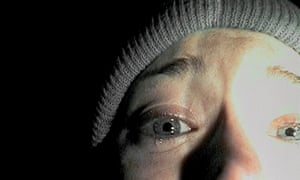 Heather Donahue in The Blair Witch Project: 'Making the movie was (except for the wet days) a joy.'