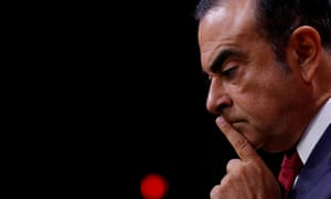Carlos Ghosn has been held at a Tokyo detention centre for more than six weeks.