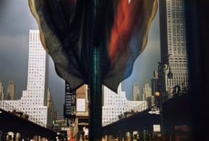 """3rd Avenue, Reflection"" New York City, 1952"