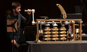 Ada Lovelace: Imagining the Analytical Engine, at the Barbican, London.