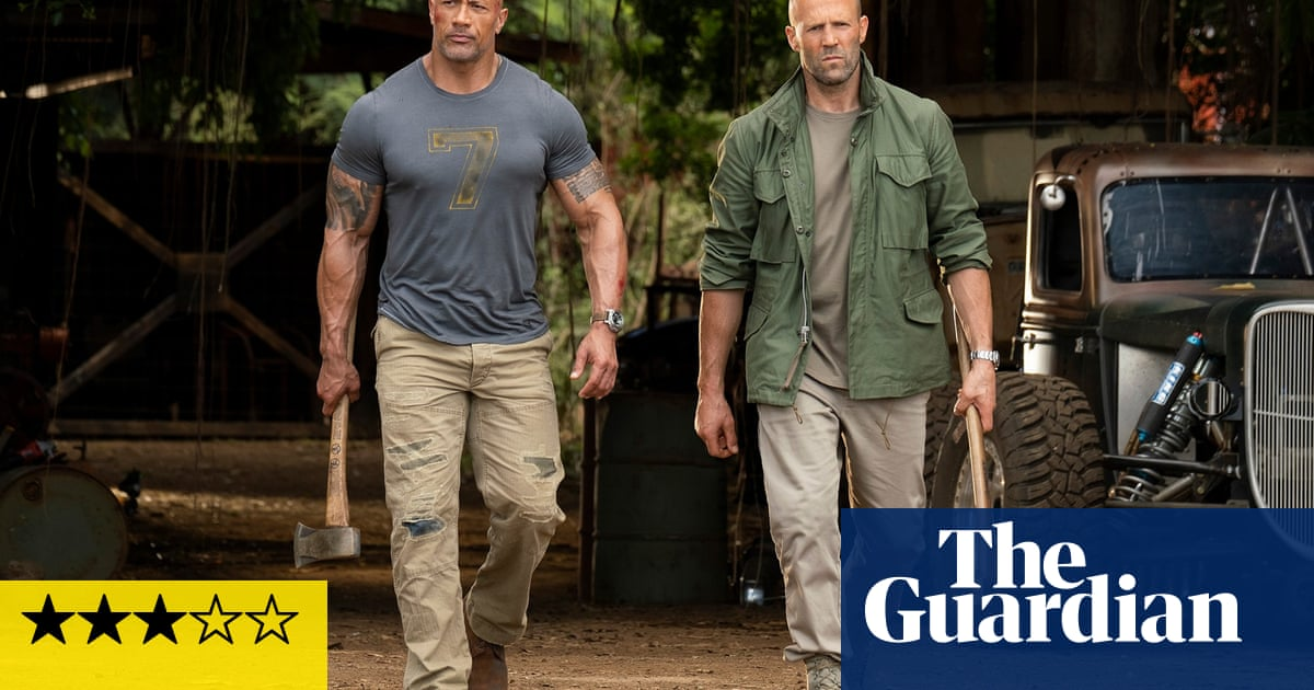 Fast & Furious: Hobbs & Shaw review –a fervently brainless delight