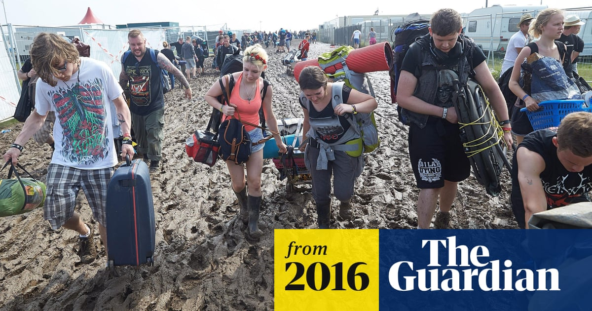 Rock Am Ring Festival In Germany Shuts As France Braces For