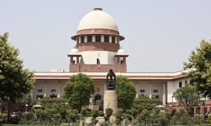 India's supreme court in New Delhi