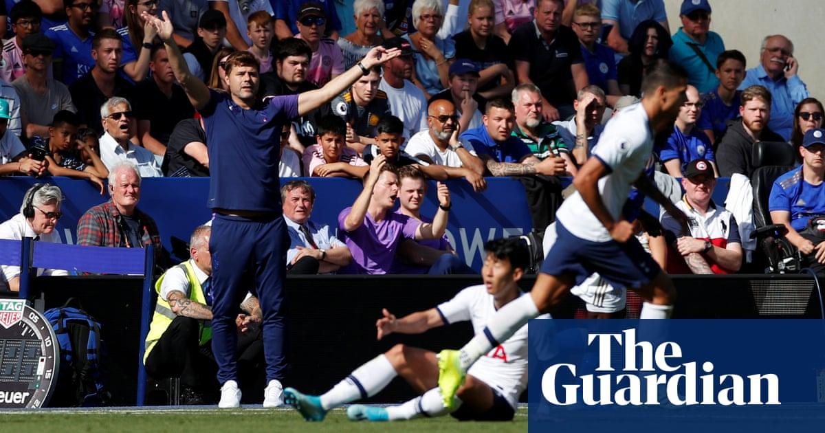 Pochettino praises fantastic Spurs performance despite defeat at Leicester – video