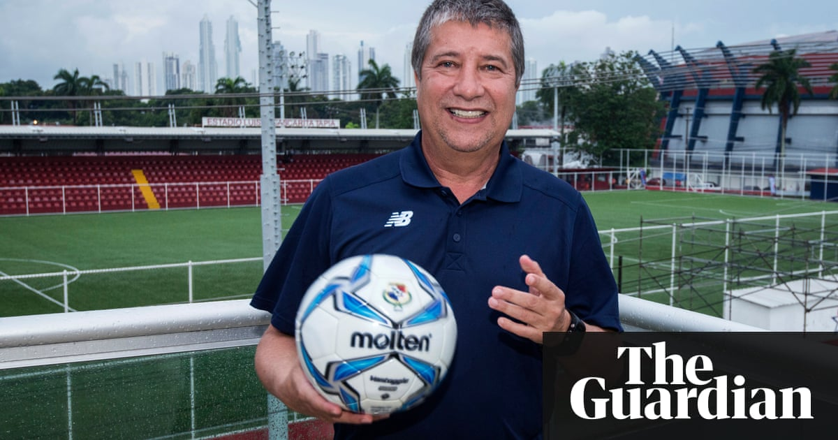 Hernan Dario Gomez:' You need the pressure, the fear, the players- the ball' | Sid Lowe