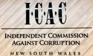 The Icac logo