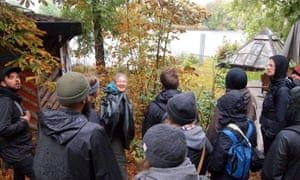 guided tour of Christiania