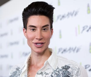 Justin Jedlica has undergone 125 operations to make himself look like Barbie's boyfriend Ken