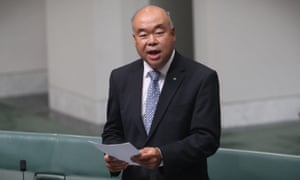 Ian Goodenough has dismissed claims of a conflict of interest between his role as an MP and business activities.