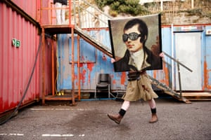 Le Haggis 2018 takes place in the Spiegeltent, Dumfries, 19-28 January.