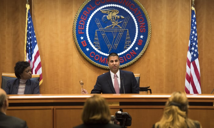 Us Regulator Scraps Net Neutrality Rules That Protect Open Internet