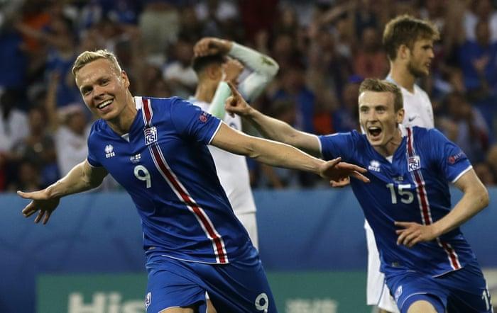 17da1b151 England humiliated as Iceland knock them out of Euro 2016