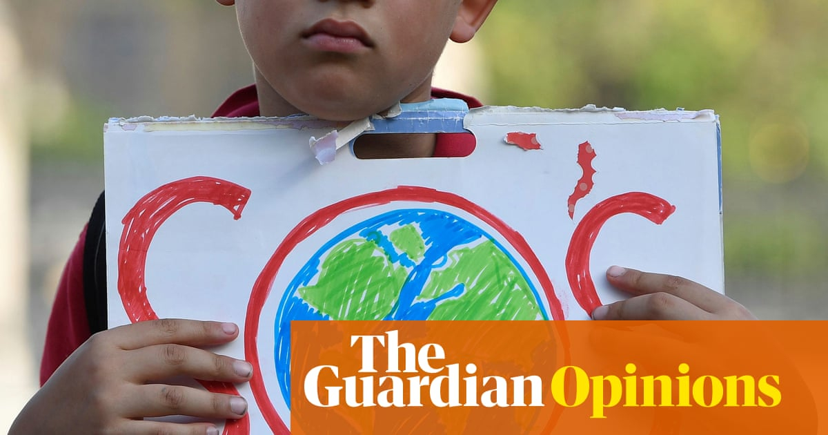Children already have the facts. Now they need the tools to fix the climate crisis