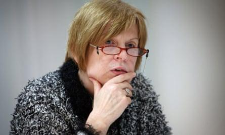 Prof Dame Sue Bailey