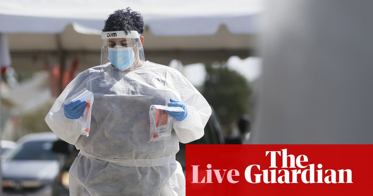 Coronavirus live news: Italy begins nightly curfew; Victoria has eighth straight day of no cases