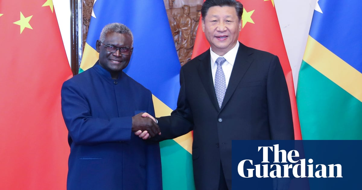 China and Taiwan offered us huge bribes, say Solomon Islands MPs