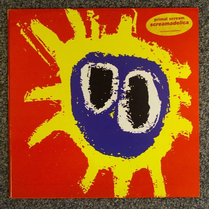Primal Screams Screamadelica Defined My 1990s My Musical Gateway