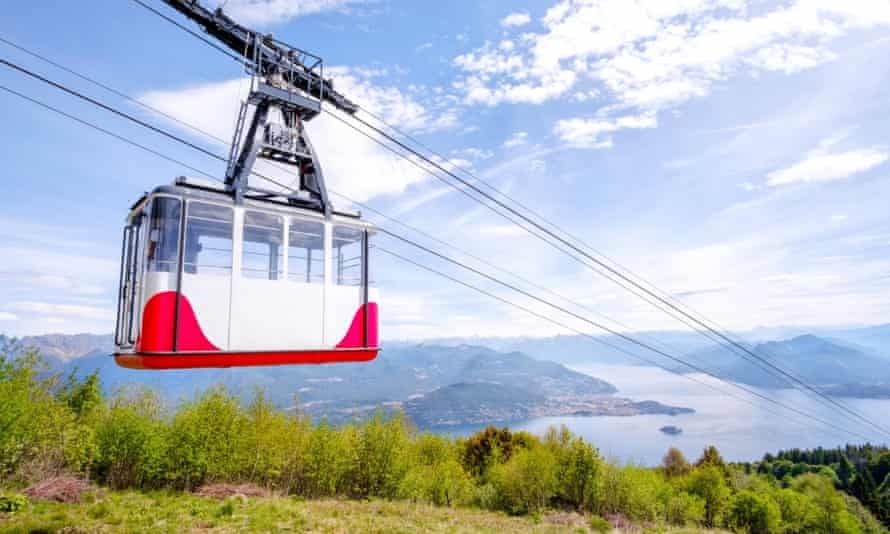 Cable Car alamy