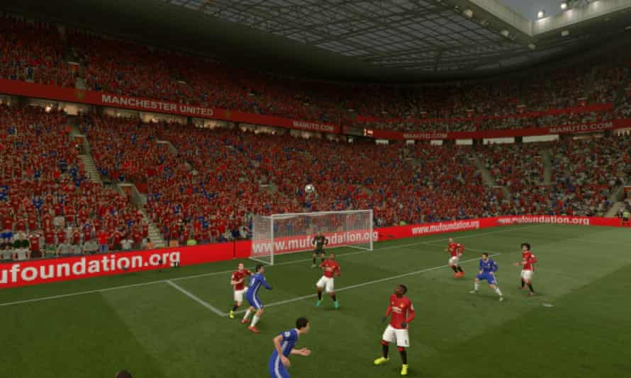 For those who love an accurately modelled stadium, Fifa 17 is the place to be, accurately replicated all the Premier League grounds