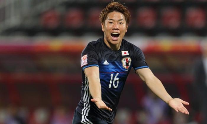 Arsenal assina o atacante japonês Unibet de Sanfrecce Hiroshima
