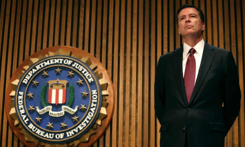 FBI Director James Comey. This particular situation is law enforcement's best shot at forcing Apple to break into its own phone.
