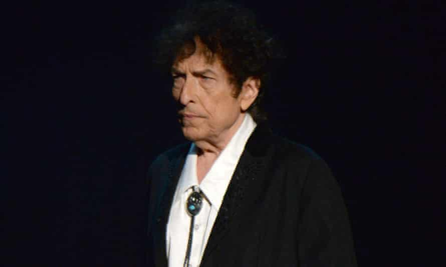 'You might find this interesting' … Bob Dylan, pictured in 2015.