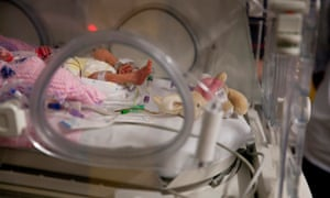 Paediatric intensive care units in major cities have declared themselves full
