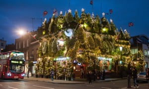 Christmas In London.10 Of The Best London Pubs For The Christmas Season Travel
