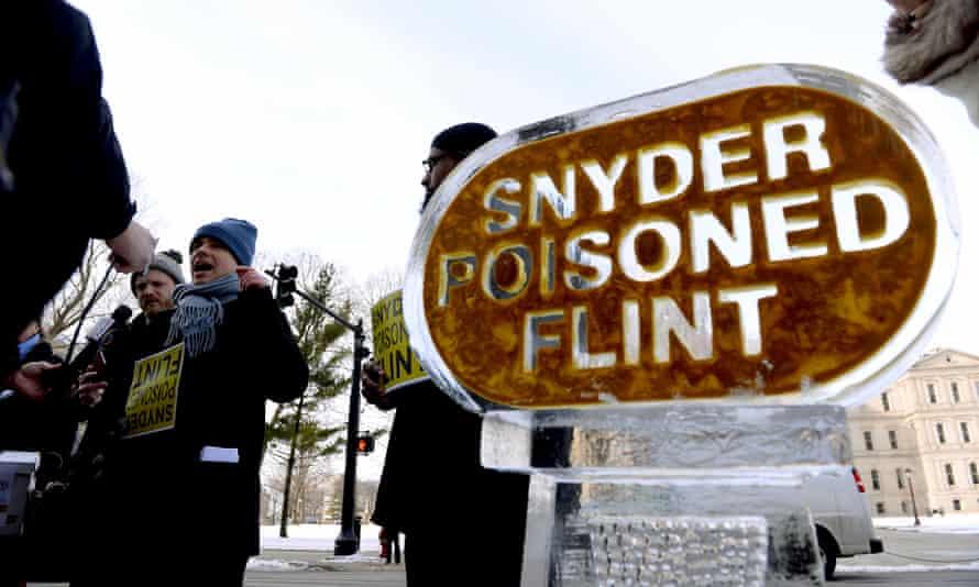 flint water crisis rick synder