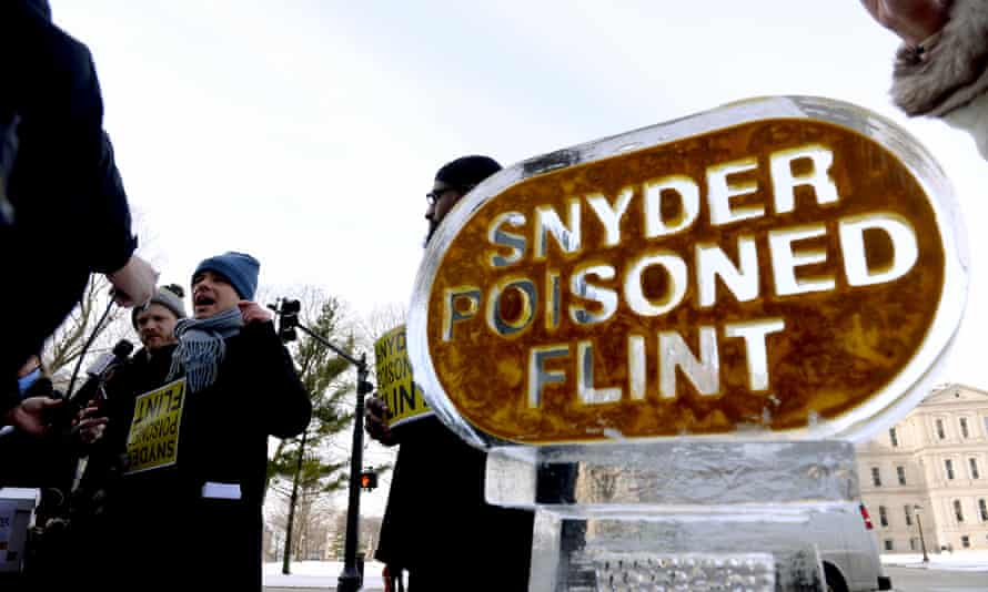 The scandal in Flint exposed concerns about lead in regulated city drinking water supplies, but little attention has been paid to contaminants in unregulated private wells.