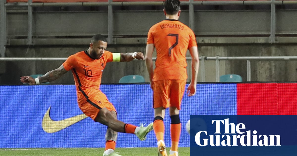 Scotland denied at the last as Memphis Depay rescues draw for Netherlands