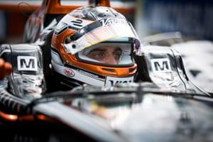 Faraday Future Dragon Racing driver JŽr™me d'Ambrosio