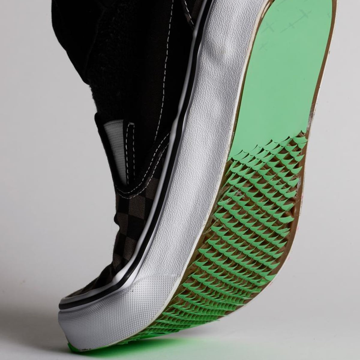 Cutting Edge Japanese Paper Art Inspires A Non Slip Shoe Technology The Guardian