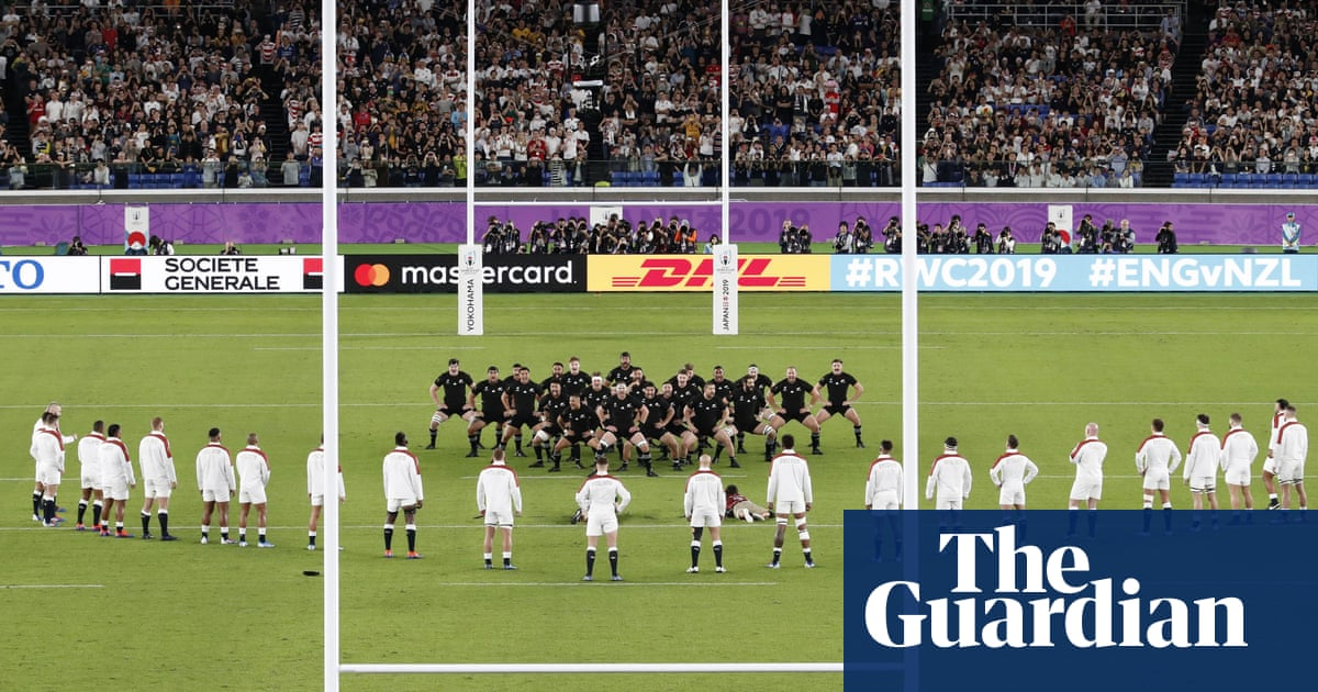 England could face fine following their response to New Zealand's haka