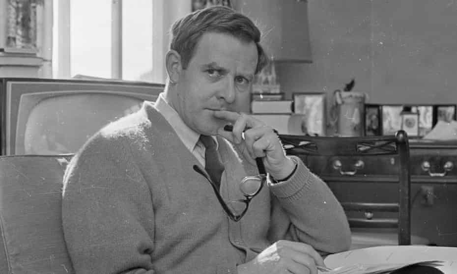 Author John le Carré has died, aged 89.