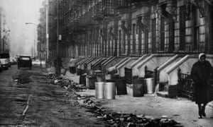 With their teeming slums – like this area in Harlem – and soot-laden air, global capitals such as New York were rife with infectious diseases.