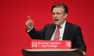 Jonathan Ashworth is promoted to shadow health secretary