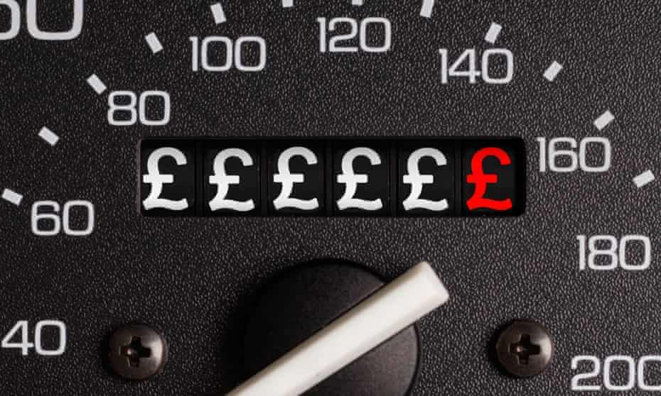 Car loans are part of Britain's personal credit problem.