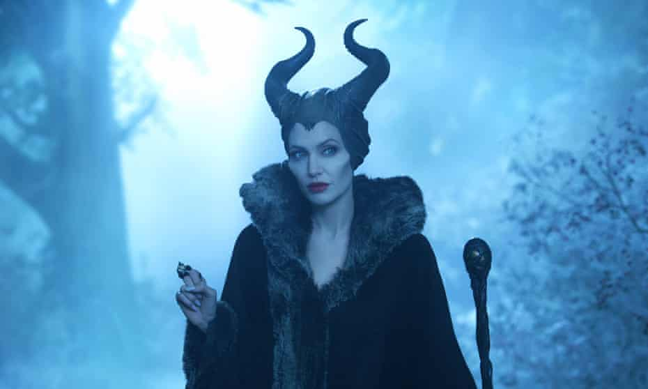 Jolie in Maleficent , destined to go down as one of her classic films.