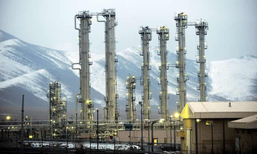 Tehyran tobreak the uranium stockpile limit set in the deal in the next 10 daysepa07654182 (FILE) - A general view of the Iran's heavy water reactor in the city of Arak, Iran, 15 January 2011, reissued 17 June 2019. Media reports on 17 June 2019 state that Tehran has increased the countdown to its breaching the nuclear deal, reporting that it will break the uranium stockpile limit set in the deal in the next 10 days. The country's atomic agency also said Tehran could from 07 July 2019 start the process of enriching uranium up to 20 percent, closer to weapons-grade levels. EPA/HAMID FORUTAN *** Local Caption *** 50108029