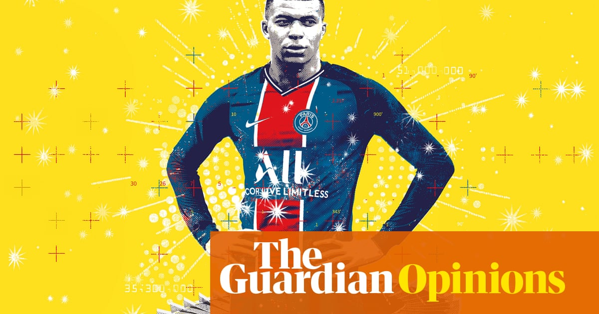 Kylian Mbappé the hero for new football fans who value players above clubs