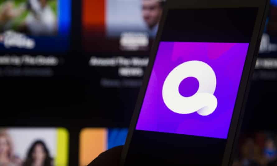Quibi launched in April with almost $2bn in investment yet failed to meet its subscriber targets.