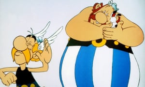 Going For Gaul Mary Beard On 40 Years Of Asterix Books The