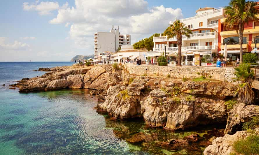 Cala Ratjada, Mallorca, Spain