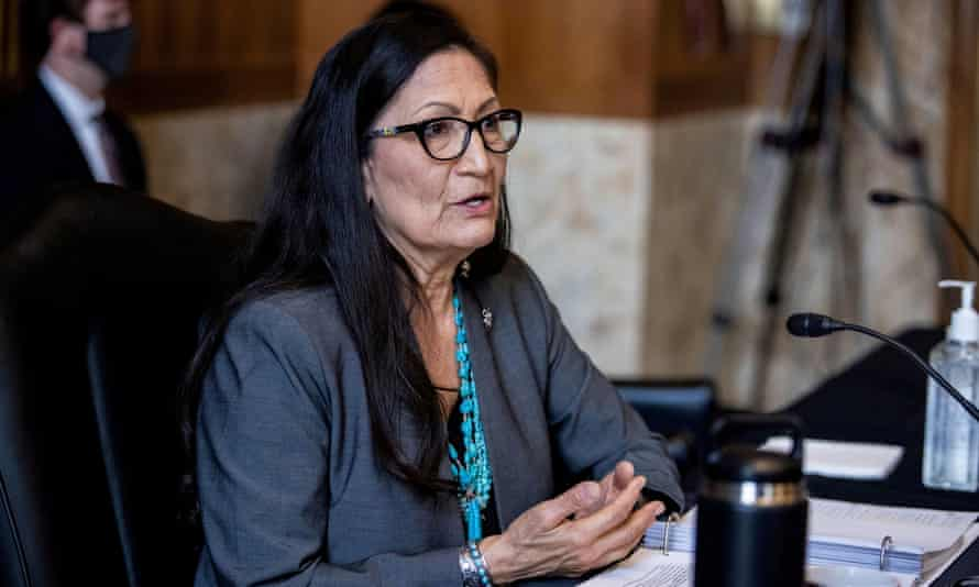 Deb Haaland announced the formation of the Missing & Murdered Unit just two weeks after being sworn in.