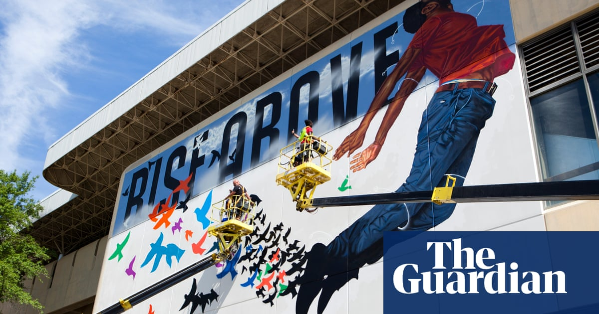 2674a39fd The roots of the US black art renaissance: 'It wouldn't have been OK in any  other city'