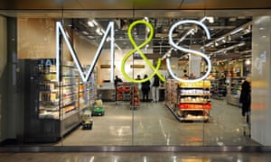 M&S … not quite engaging with their customers.