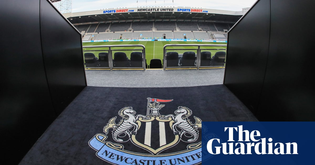 Newcastle takeover sportswashing, plain and simple, says Amnesty