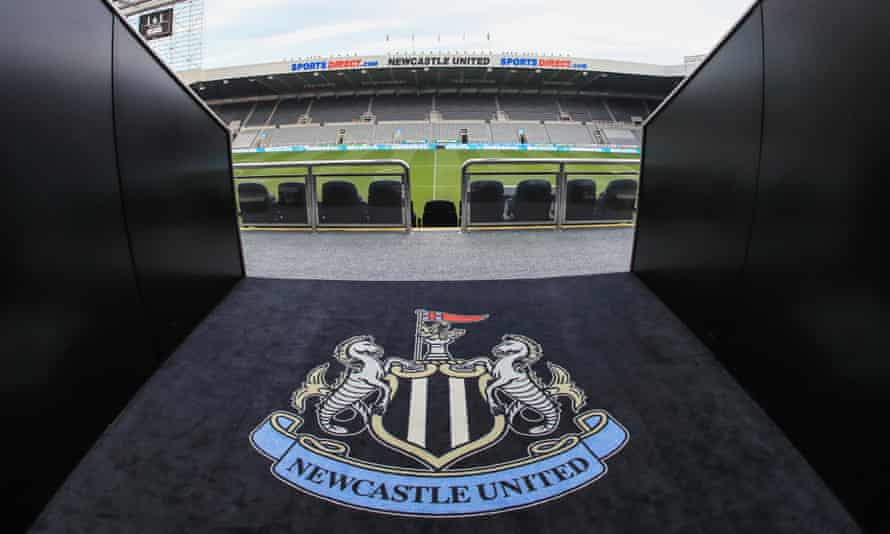 Mike Ashley has been keen to sell Newcastle United for some years and is considering the Saudi consortium offer.